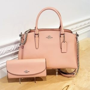 NWT Coach Carryall & Wallet